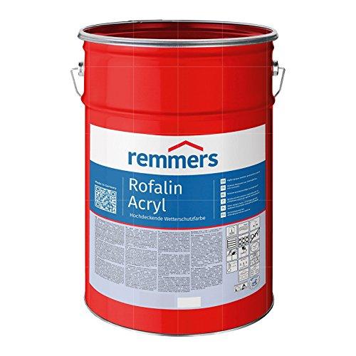 REMMERS ROFALIN ACRYL - 2.5 LTR (SKANDINAVISCH ROT)