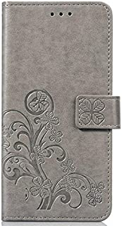 SIZOO - Wallet Cases - Luxury Phone Case For for Samsung Galaxy J4 2018 Card Slot Wallet Flip Leather Back Cover Soft Sili...