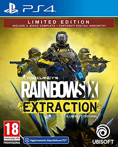 Rainbow Six Extraction - Limited Edition