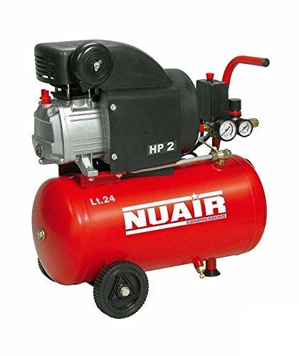 Kompressor Nuair Red Line 2HP/50LTS