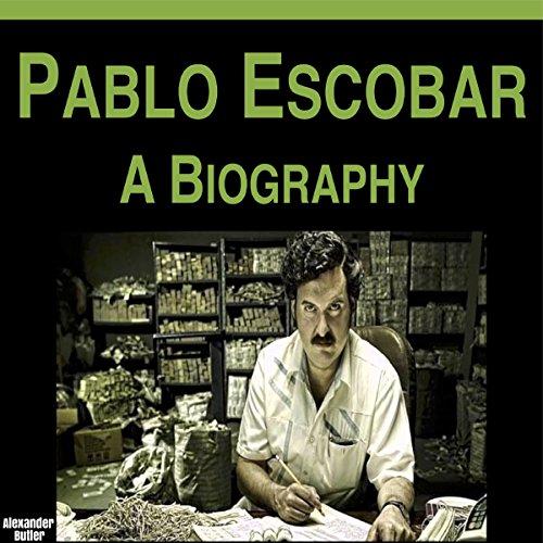 Pablo Escobar audiobook cover art