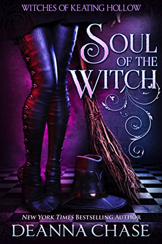 Soul of the Witch (Witches of Keating Hollow Book 1) (English Edition)