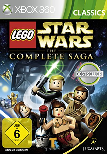 LEGO Star Wars - Die komplette Saga X-Box 360 [Importación alemana]