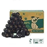 Green Maker 100% Biodegradables Caca Perro 360 Bolsas Excrementos...