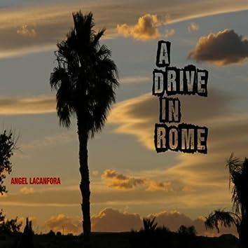 A Drive in Rome
