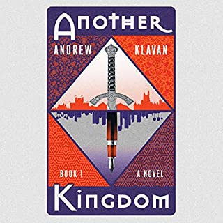Another Kingdom audiobook cover art