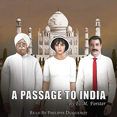 『A Passage to India』のカバーアート