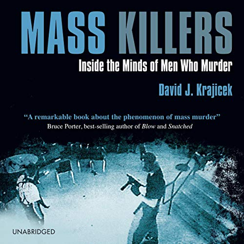 Mass Killers audiobook cover art