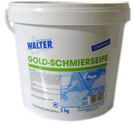 Walter Gold Schmierseife 5kg