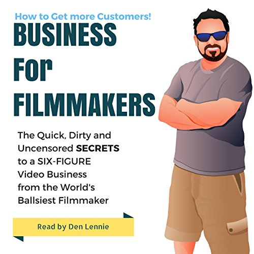 Business for Filmmakers audiobook cover art