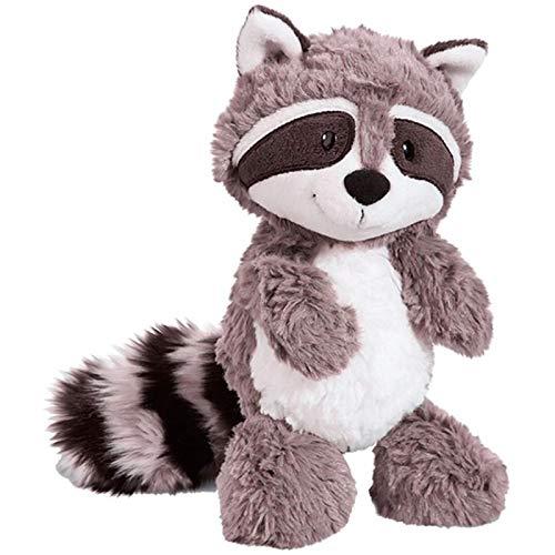 AZHF Plush Toys Kawaii Raccoon Plush Toy Lovely Raccoon Cute Soft Stuffed Animals Doll Pillow For Girls Children Kids Baby Birthday Gift(55cm) 55cm