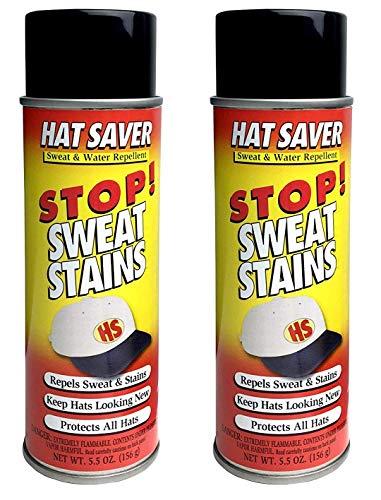 Hat Saver Spray - Prevent Sweat Stains (Расk оf Тwо)