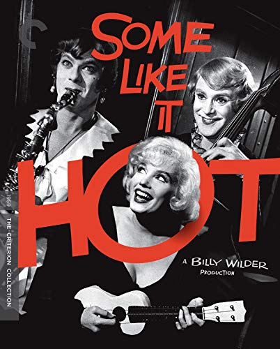 Some Like It Hot (The Criterion Collection) [Blu-ray]