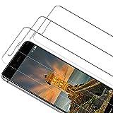 TOCYORIC Protector de Pantalla para Huawei P10 Lite [9H Dureza] [Alta Definicion] [Sin Burbujas] [Anti-Arañazos] HD Film Cristal Templado Premium para Huawei P10 Lite [3 Pack]
