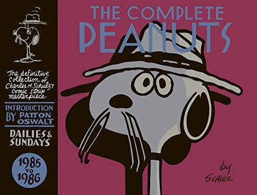 The Complete Peanuts Vol. 18: 1985-1986 (English Edition)