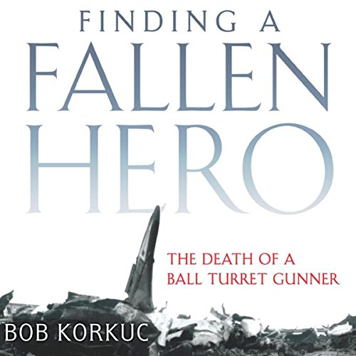 Finding a Fallen Hero audiobook cover art