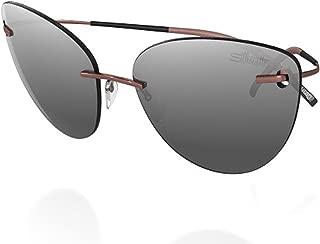 Silhouette Titanium Sunglasses Titan Minimal Art the Icon 8154 8688