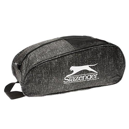 Slazenger Unisex Bolsa Funda zapatillas De Golf Negro