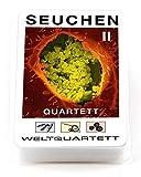Unbekannt Familie von quast - Quartett Spiel Seuchen 2' - das ultimative Kartenspiel mit 32 Blatt