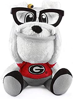 georgia bulldog christmas tree topper