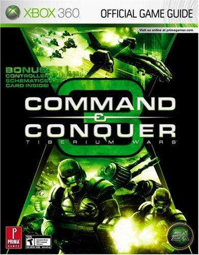 Command & Conquer 3: Tiberium Wars (Xbox360): Prima Official Game Guide: Tiberium Wars(XBOX 360) Official Strategy Guide