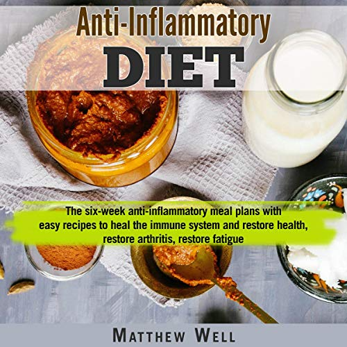 Anti-Inflammatory Diet cover art