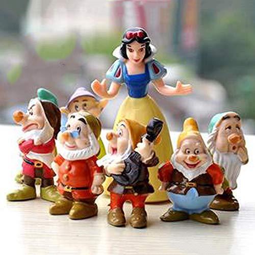 Anjing Mall Gartenzwerge Tanzende Feier 4-teiliges Musik-Garten-Set für den Miniatur-Gartengarten