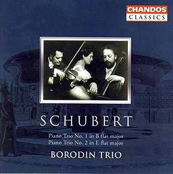 Schubert: Piano Trios Nos. 1 and 2