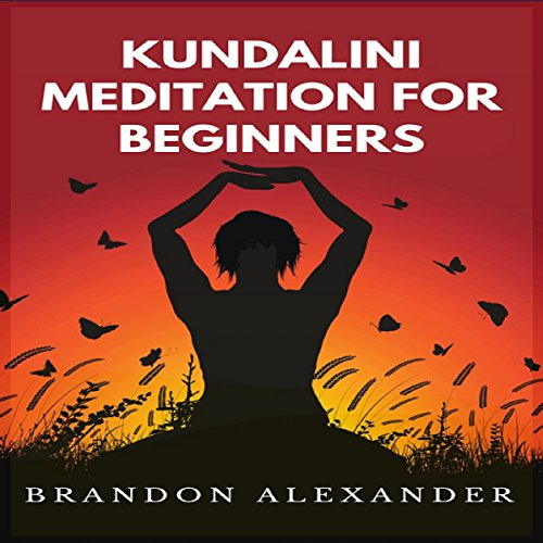 Kundalini Meditation for Beginners audiobook cover art