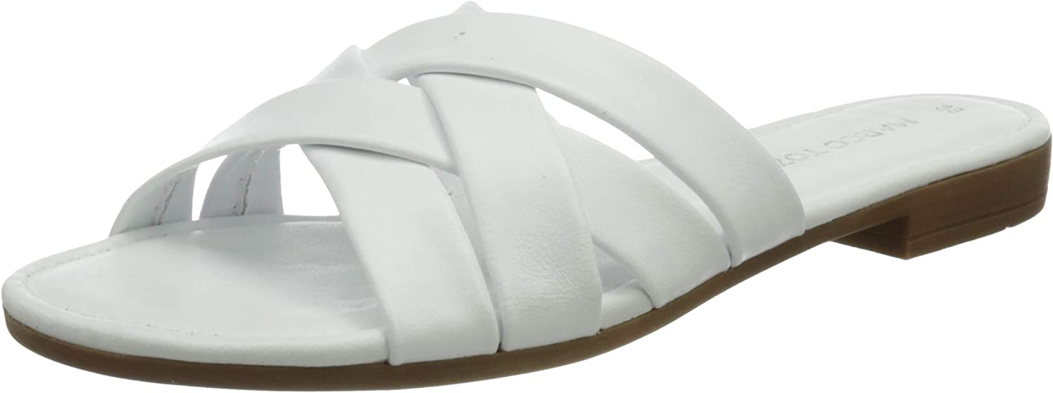 MARCO TOZZI Women's Sandal Flat Now free Max 82% OFF shipping 2-2-27115-36