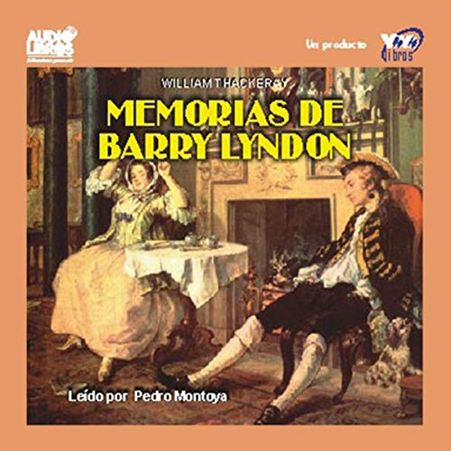 Memorias de Barry Lyndon [The Memoirs of Barry Lyndon]  By  cover art