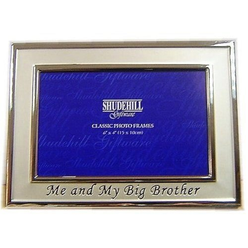 Shudehill 6' x 4' Me and My Big Brother Photo Frame Gift Occasion Present...