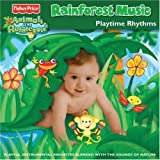 Fisher-Price Rainforest Music: Playtime Rhythms by Steve Wingfield