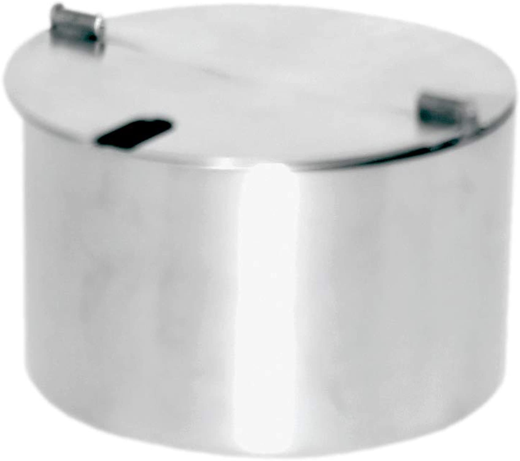 Steelforme Miroir en acier inoxydable Bol à sucre