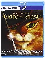 Il Gatto Con Gli Stivali (3D) (Blu-Ray 3D+Blu-Ray) [Italian Edition]