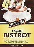 Van Houten Chocolat façon bistrot - La boîte de 8 sachets, 160g