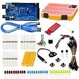 Robocombo Conjunto de Proyectos Avanzados para Arduino, Arduino Starter Kit con Arduino, Mega 2560 Microcontroller Board and Accessories, Advanced Training Development Kit