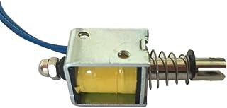 Gazechimp ZYE1-0520Z DC 12 V 1,25 A schuiflijst, open frame, solenoid, elektrische magneet