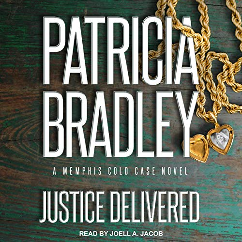 Justice Delivered audiobook cover art