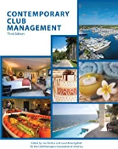 Contemporary Club Management with Answer Sheet (AHLEI) 3e (3rd Edition) (AHLEI - Club Management)