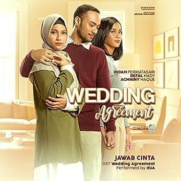Jawab Cinta (Original Soundtrack from the movie 'Wedding Agreement')