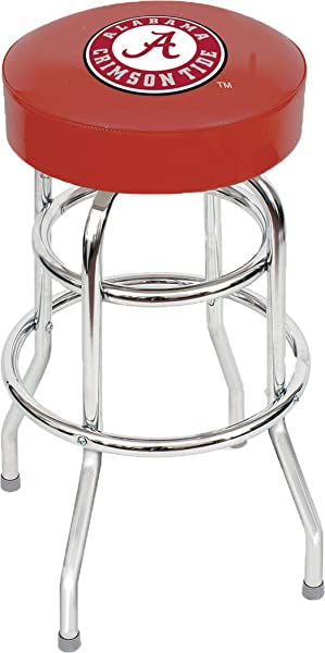 Imperial Officially Licensed NCAA Furniture Swivel Seat Bar Stool