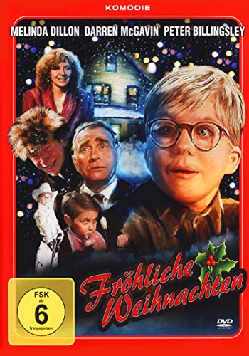 Fröhliche Weihnachten ( A Christmas Story )