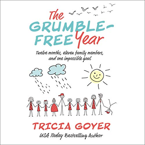 Couverture de The Grumble-Free Year