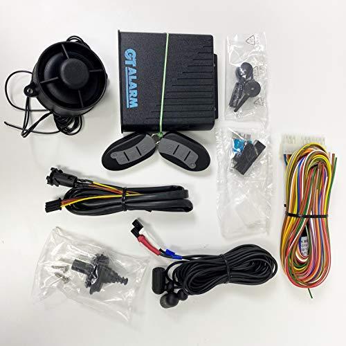 SIRENA ELETTRONICA speaker neodimio GT AUTO ALARM 843 VIA RADIO GT843 RICAMBIO getronic per antifurti GT 990 902 907 902CB 912