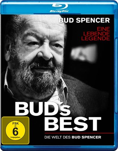 Bud`s Best - Die Welt des Bud Spencer [Blu-ray]