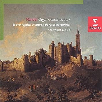 Handel - Organ Concertos Op.7 etc