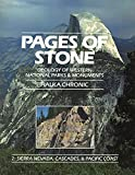 Pages of Stone: Geology of Western National Parks and Monuments : Sierra Nevada, Cascades and Pacific Coast (Pages of Stone - Geology of Western National Parks & Monumen)