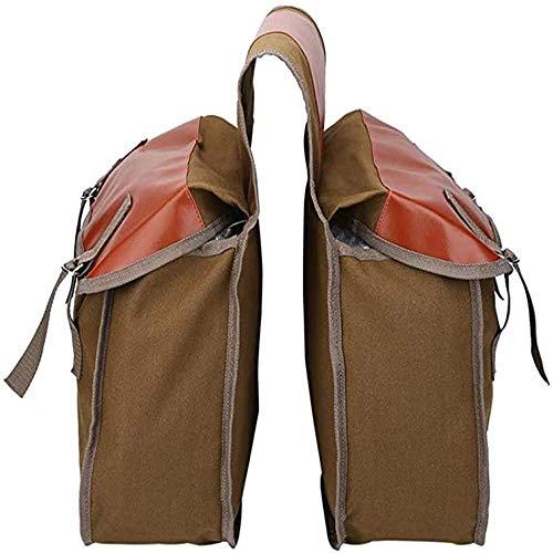 JoinBuy.R Fahrradträgertasche, 30 l, für Fahrräder und Fahrräder, Fahrradträger, große Kapazität, wasserdichte Fahrradgepäcktasche, verschleißfest, Fahrradgepäckträger