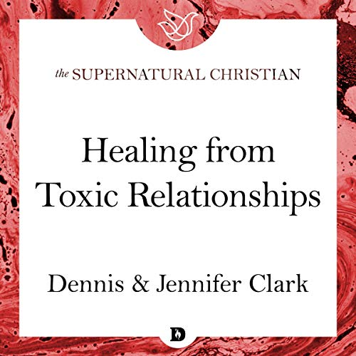 Healing from Toxic Relationships cover art